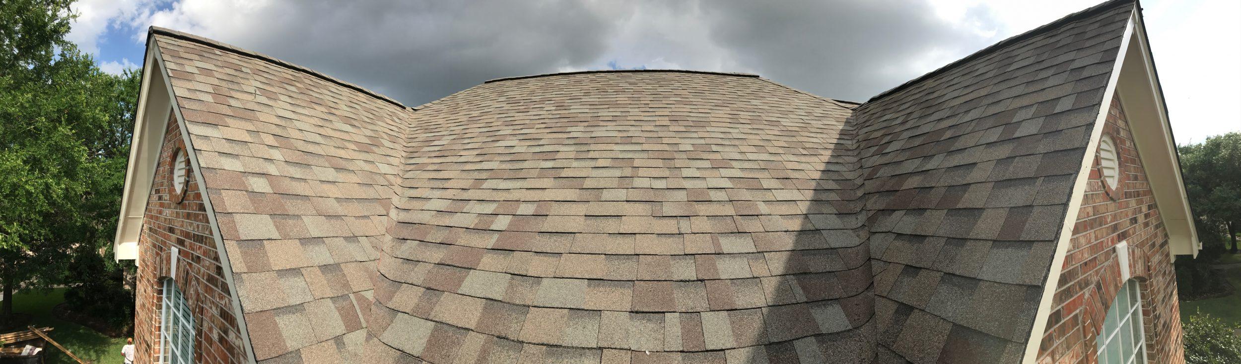 Holden Roofing Roof Fisheye
